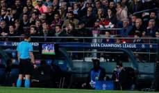 تقنية الفيديو تدخل الدوري الاوروبي في المباراة النهائية