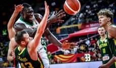 كأس العالم لكرة السلة: فوز ساحق لليتوانيا على السنغال