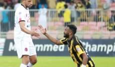 كأس محمد السادس: تعادل ايجابي بين الاتحاد وأولمبيك آسفي