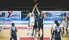 انطلاق كأس تحدي الشركات والمصارف في كرة السلة