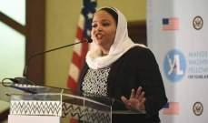 وزيرة الرياضة السودانية مصابة بـ كورونا