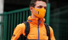 لاندو نوريس سعيد بتأسيس فريق سباقات إفتراضي