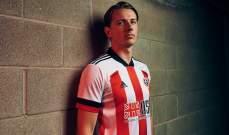 شيفيلد يونايتد يكشف عن قميصه الجديد لموسم 2020-2021