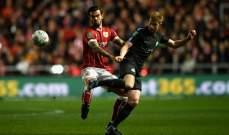 دي بروين يتفوق على لاعبي الدوري الانكليزي