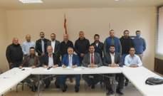 لجنة ادارية جديدة لاتحاد الـMMA