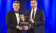 """""""جاكوار لاند روڤر"""" تحصد جائزة """"أفضل شركة للعام"""" من """"أتوبست"""""""