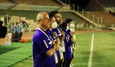 رئيس بعثة منتخب لبنان للسيدات يتحدث عقب الخروج من كأس العرب