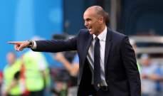 مارتينيز: ريال مدريد وهازارد مناسبان تماما لبعضهما البعض