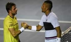 نادال يوضح موقفه تجاه كيريوس بعد مباراة أكابولكو