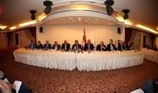 الجمعية العمومية السنوية لاتحاد الكرة الطائرة : اقرار البيانين الاداري والمالي بالاجماع