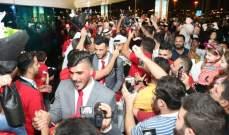 السومة: المنتخب السوري ككل سيشكل خطر على المنافسين