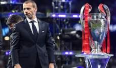 تشيفرين يوجّه إنذارا للأندية الأوروبية