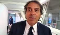 دي غينارو: بيولي يقوم بعمل مضاعف
