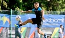 رسمياً: لازيو يمدد عقد روسي حتى 2022
