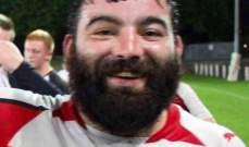 وفاة لاعب ركبي خلال مباراة فريقه في انكلترا