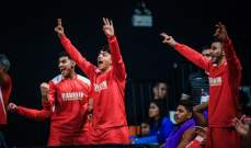 البحرين تنهي بطولة اسيا لكرة السلة تحت 18 عاما في المركز السابع