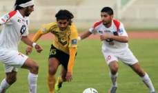 هيثم فاعور يزين التشكيلة المثالية لدور المجموعات بالبطولة العربية