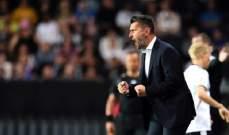 مدرب دينامو زغرب: مانشستر سيتي أحد أفضل الأندية في العالم