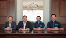 """اتفاقية بين النادي اللبناني للسيارات والسياحة وشركة """"أم. أم. أس. رايسنغ"""""""