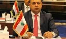 نائب رئيس اتحاد الكرة الطائرة الى تونس
