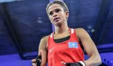 الملاكمة راملا علي ستتبرع ب25 % من مدخولها للمؤسسات الخيرية