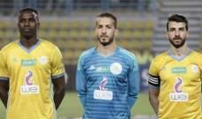 الاسماعيلي يجدد عقد حارسه محمد فوزي
