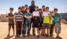 كيف يساعد بادو جاك اللاجئين السوريين في الاردن؟