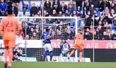الليغ 1 : ليون ينقاد لتعادل مرير امام ستراسبورغ