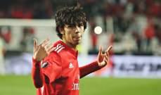 بنفيكا يرفض اغراءات ريال مدريد للتخلي عن جوهرته