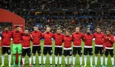 تغريم الاتحاد الفرنسي بسبب خطأ النشيد الوطني لألبانيا