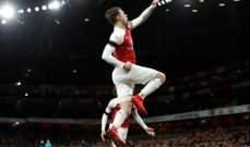 موجز المساء: ارسنال يستعيد توازنه، رسالة من رونالدو لجماهير ريال مدريد وميسي يراقص أنتونيلا