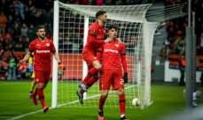الدوري الاوروبي: انتصارات لروما وارسنال وليفركوزن وتعادل الكمار
