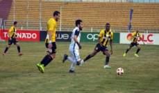 الدوري المصري: التعادل الايجابي يحسم لقاء طلائع الجيش والمقاولون العرب