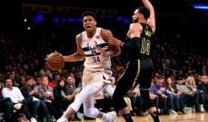NBA: ميلواكي باكس يفوز على لوس انجليس لايكرز