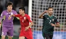 كأس آسيا : هدف الاماراتي علي مبخوت ينافس على جائزة الأفضل في دور الـ16