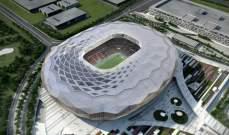 قطر تعلن جهوزية ثالث ملاعب مونديال 2022