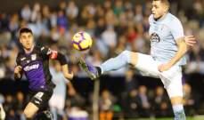 الدوري الاسباني: تعادل سلبي بين سيلتا فيغو وليغانيس