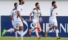 الدوري المصري : طلائع الجيش يضمن البقاء بعد فوزه على مصر المقاصة