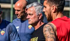 مورينيو يغضب من لاعب روما داربو