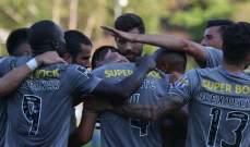 هدف قاتل يمنح بورتو صدارة الدوري البرتغالي