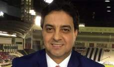 وفاة اللاعب العراقي السابق أحمد راضي متأثرا بإصابته بكورونا