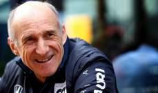 توست: سباق فورمولا 1 من دون جمهور سيكون امرًا غريبًا