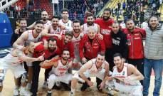 لبنان يفوز بلقب كأس الملك عبدالله الثاني بعد تخطيه الأردن
