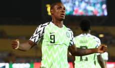 النيجيري إيغالو هداف بطولة الأمم الإفريقية