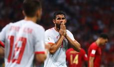 كوستا يكشف عن الفريق الذي سيواجهه المنتخب الاسباني في نهائي كاس العالم