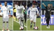 اربعة مرشحين من ريال مدريد لجائزة الفتى الذهبي