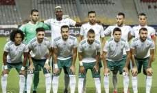 المصري يعود بتعادل ثمين من نيجيريا ونهضة بركان يتعثر على أرضه
