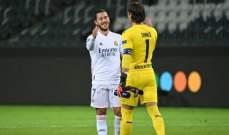 هازارد يعود لقائمة ريال مدريد لمواجهة هويسكا