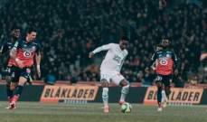 الليغ 1: مارسيليا يعزز مركزه الثاني بفوز صعب في ميدان ليل