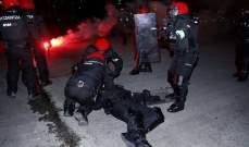 اليويفا يعزي اسرة الشرطي الذي توفي قبل مباراة اتلتيك بيلباو وسبارتاك